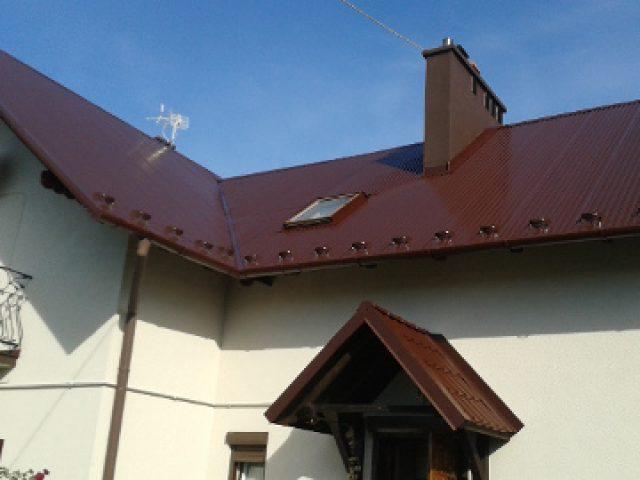 Malowanie i remonty dachów