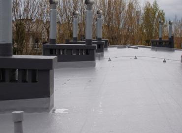Uszczelnianie dachów i kominów